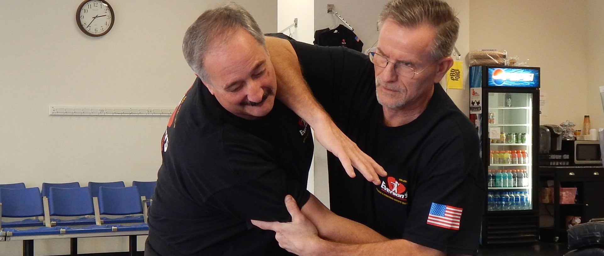 Everson's Karate Krav Maga Self Defense