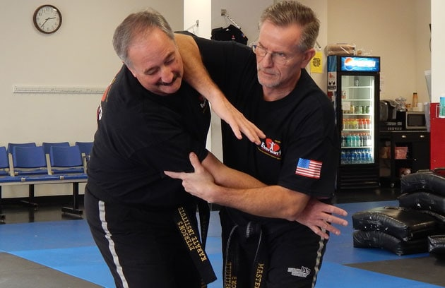 Everson's Karate Self Defense Adult Krav Maga