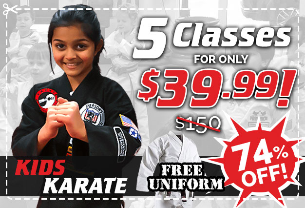 Everson's Kids Karate