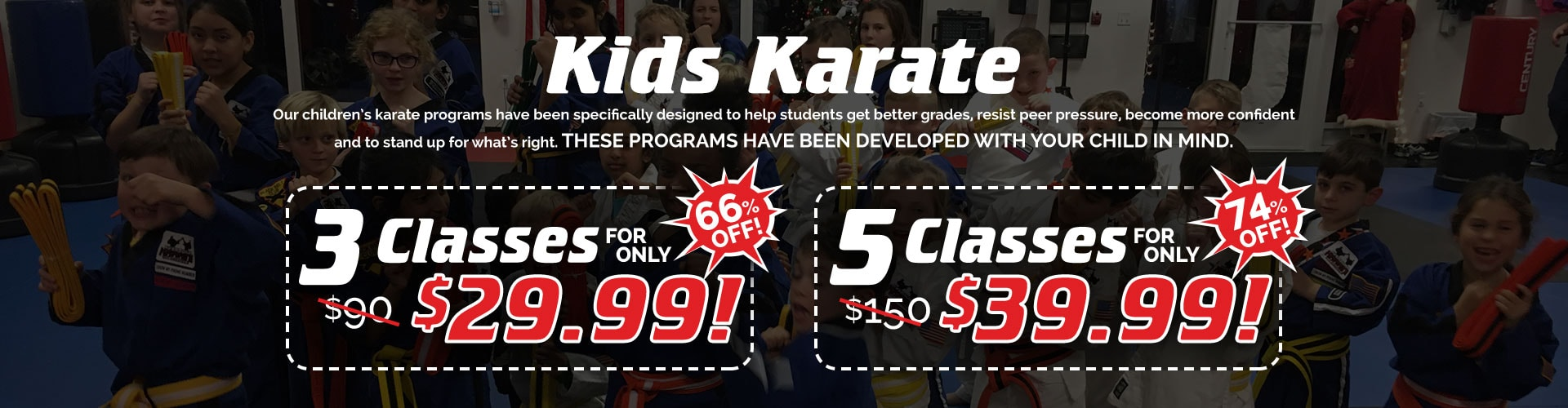 Kids Karate @ Everson's Karate