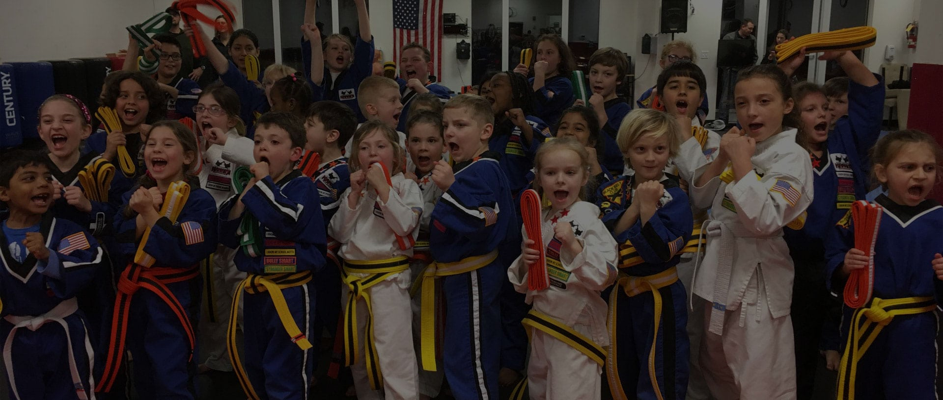 Everson's Karate Children's Programs Robbinsville, NJ
